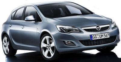 Ces pages de notre site présentent la dernière génération d'Opel Astra.